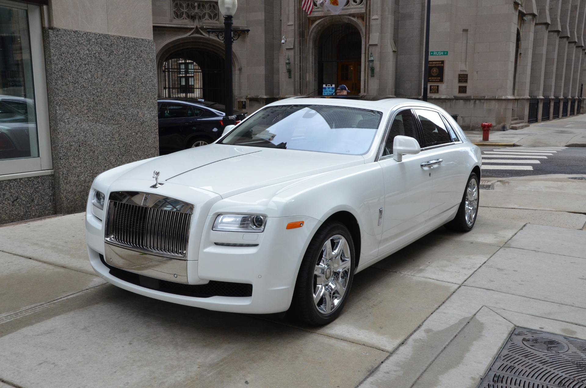2013 Rolls royce Ghost #16