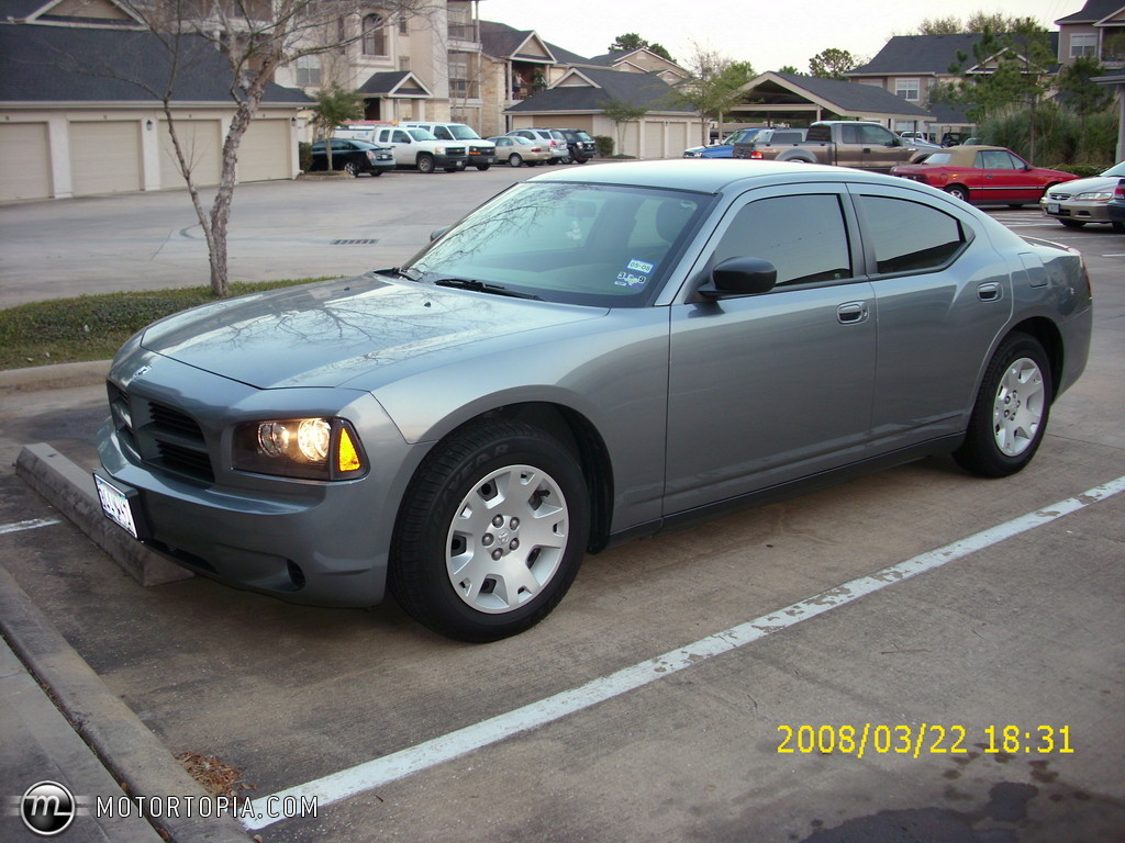 2007 Dodge Charger #5