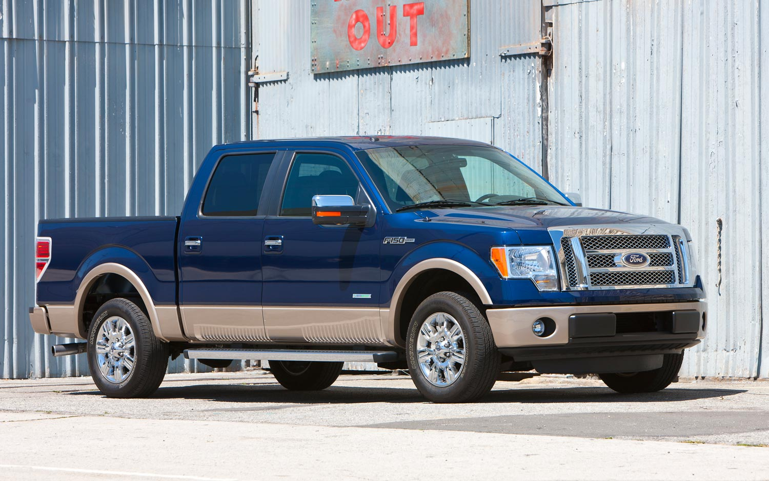 2011 Ford F-150 #7