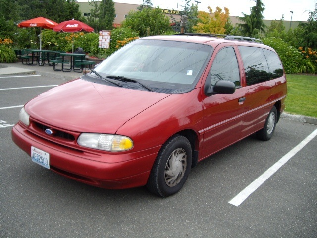 1995 Ford Windstar #14