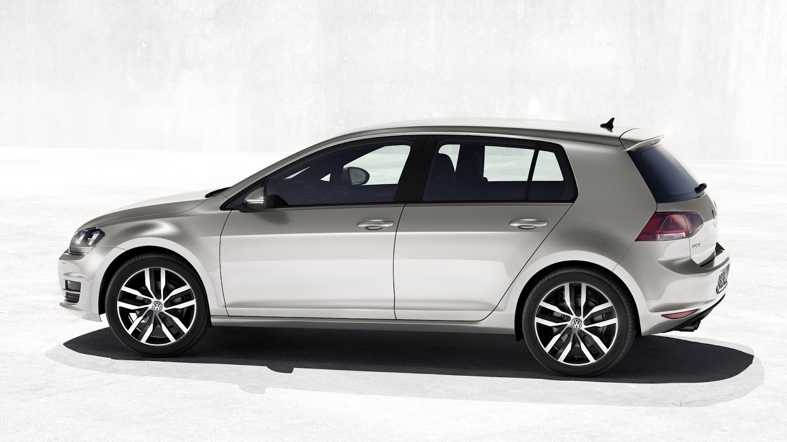 2014 Volkswagen Golf #13
