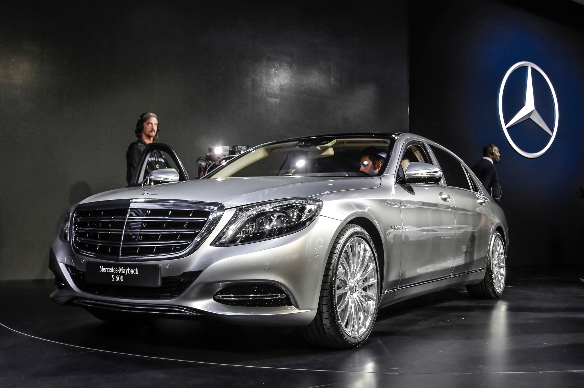 Mercedes-Benz Maybach #16