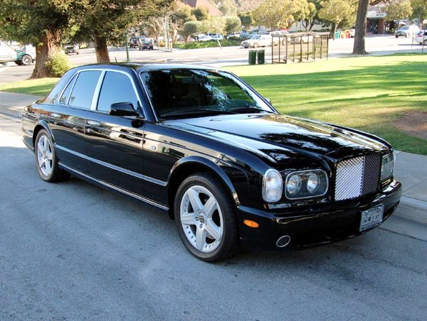 2003 Bentley Arnage #7