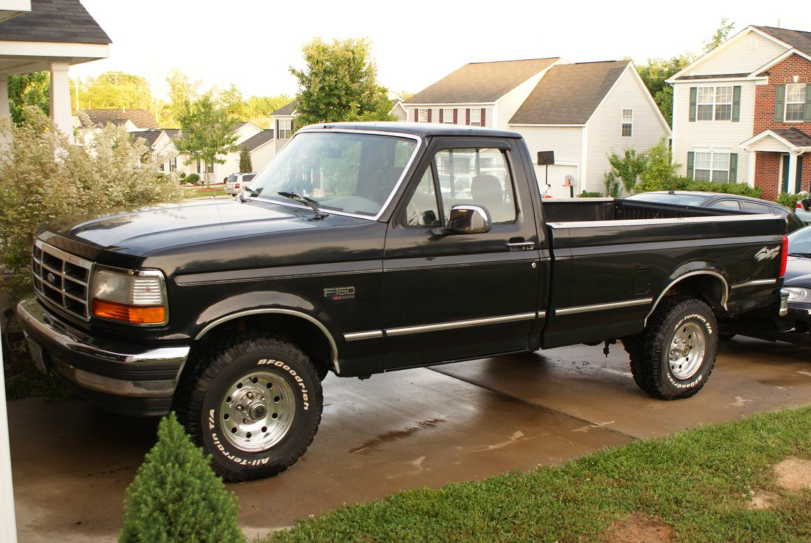 1995 Ford F-150 #1