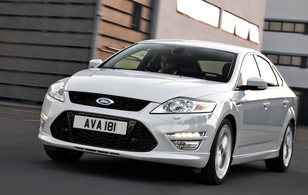 2012 Ford Mondeo #7