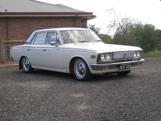 1970 Toyota Crown #14