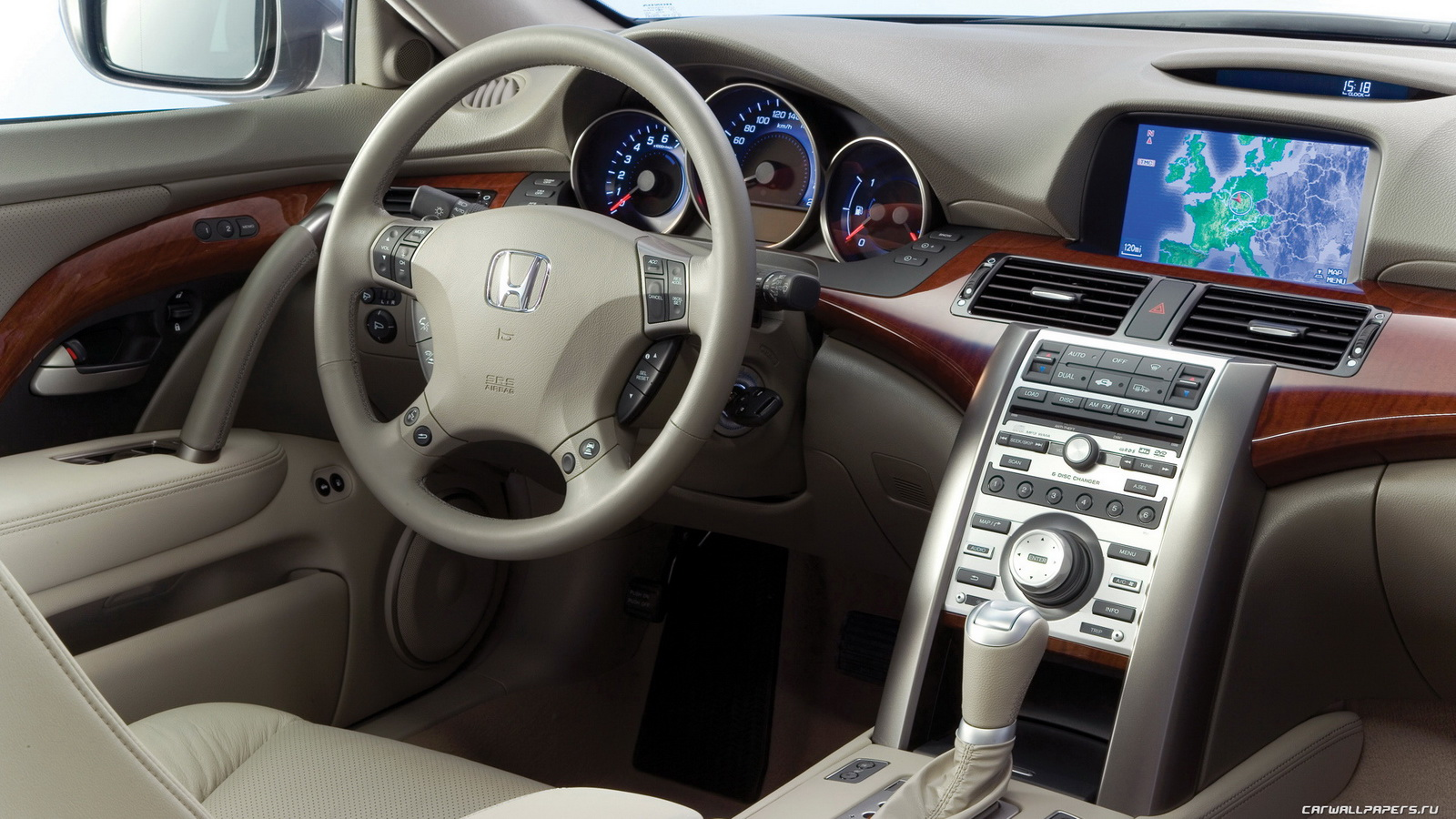 2008 Honda Legend #10