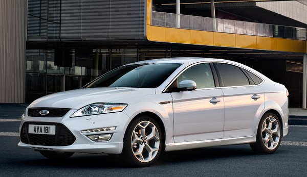 2011 Ford Mondeo #9