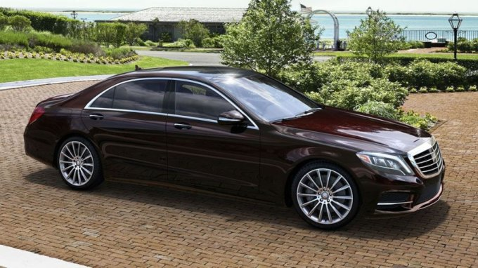 2016 Mercedes-Benz Maybach #12