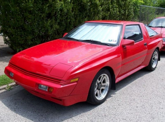 1986 Chrysler Conquest #5