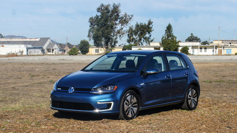 2015 Volkswagen E-golf #11