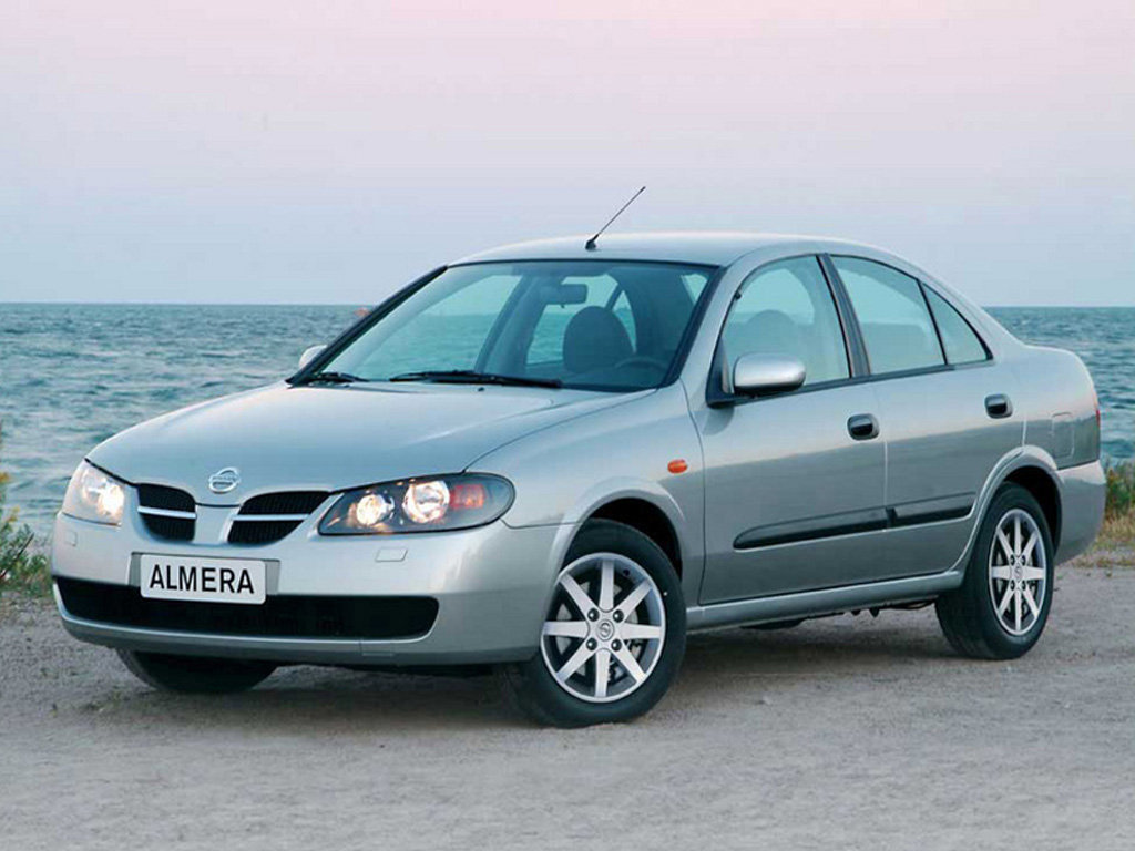 2004 nissan almera photos informations articles. Black Bedroom Furniture Sets. Home Design Ideas