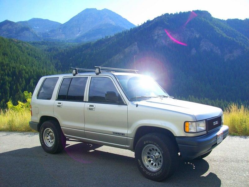 1994 Isuzu Trooper #11