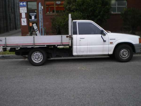 1991 Ford Courier #1