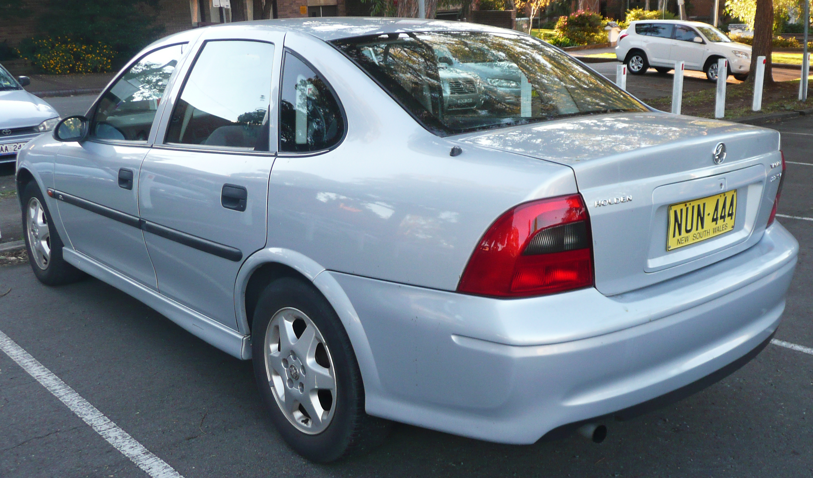 2003 Holden Vectra #4