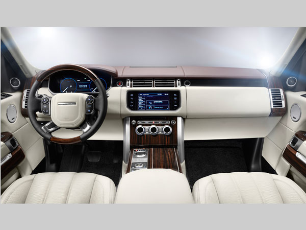 Land Rover ALL-NEW Range Rover #12