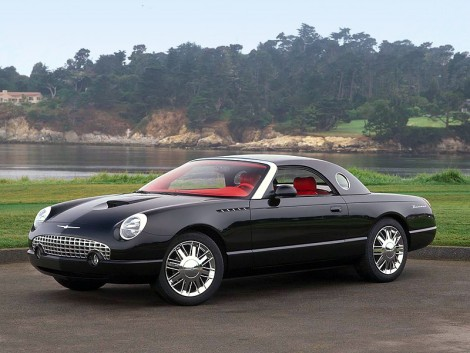 2002 Ford Thunderbird #10
