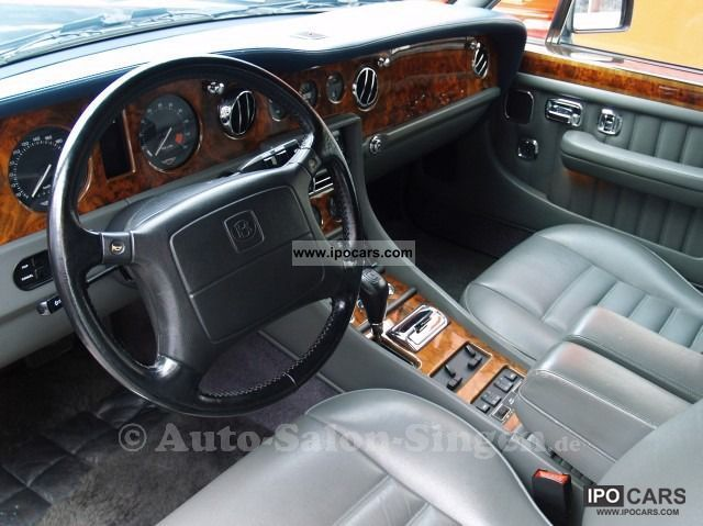 1994 Bentley Turbo #7