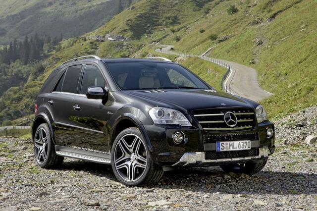 Mercedes-Benz ML #9