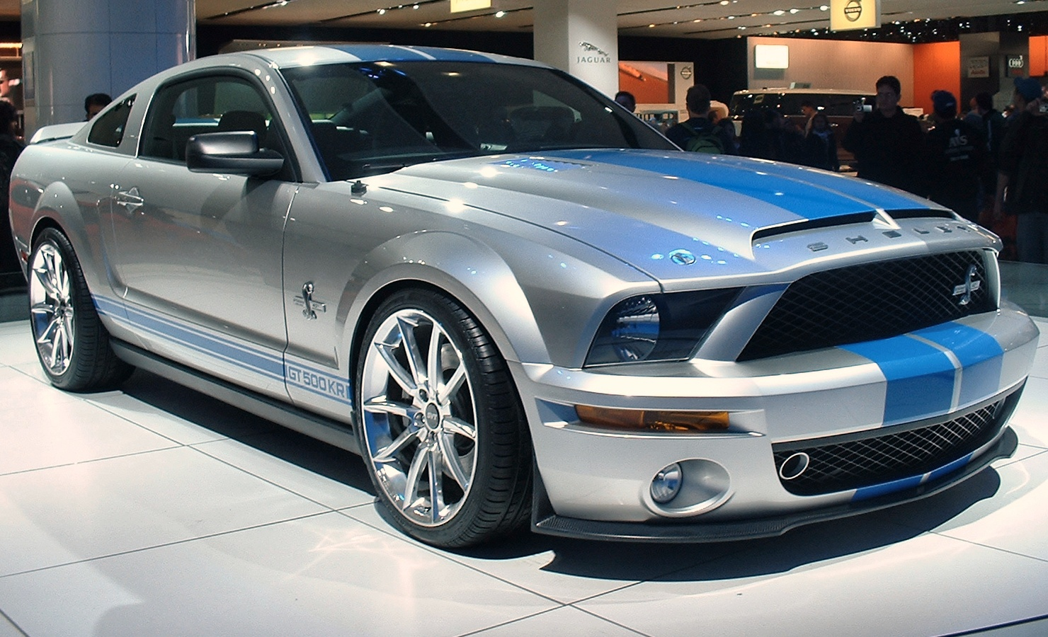 2007 Ford Shelby Gt500 #8