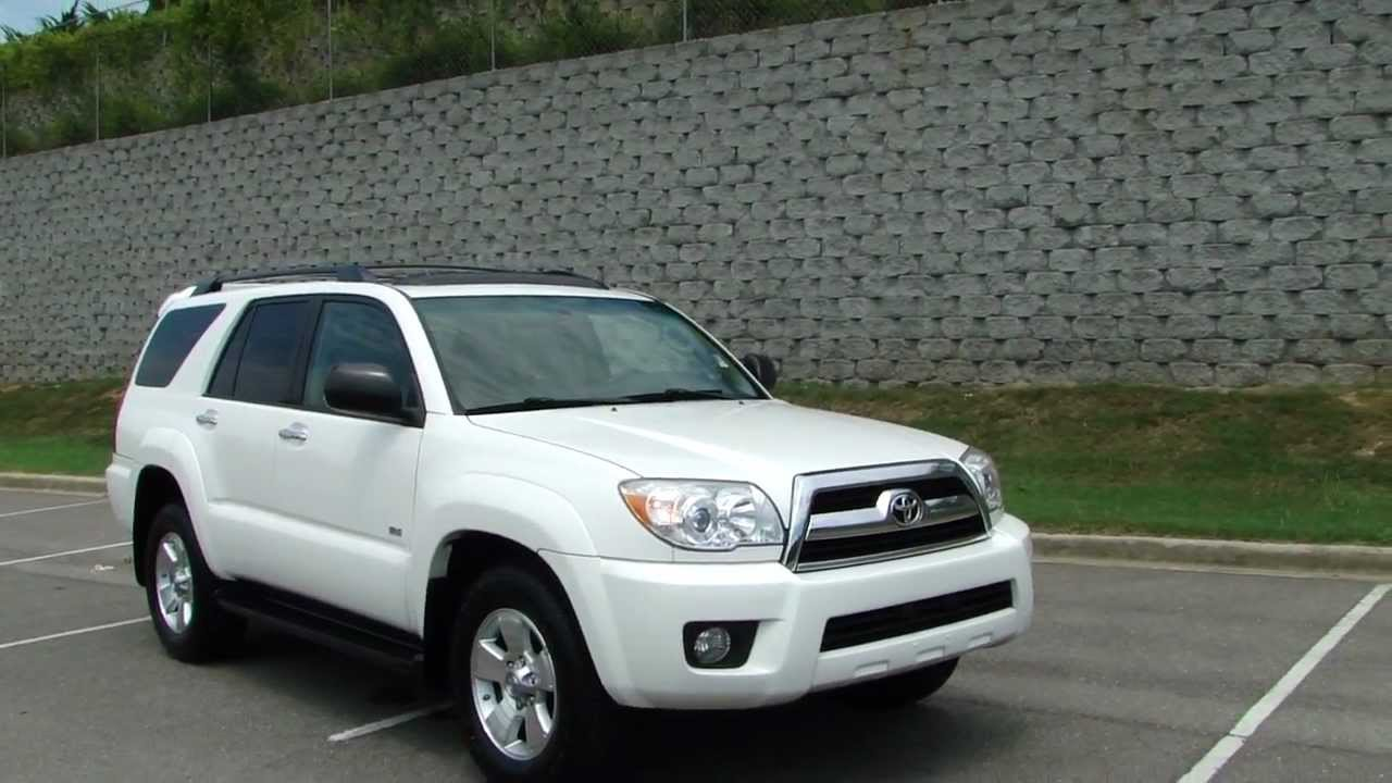 2006 Toyota 4runner Photos, Informations, Articles - BestCarMag.com