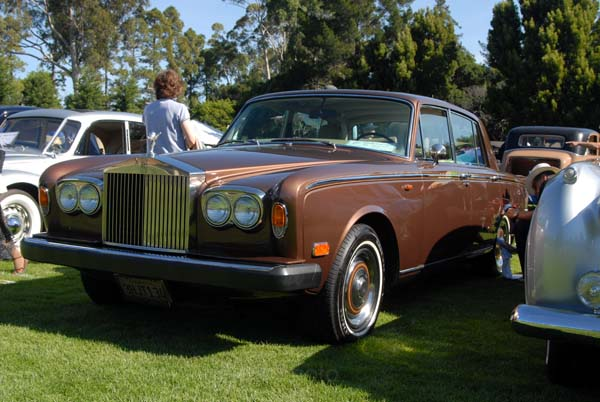 1974 Rolls royce Silver Shadow #18
