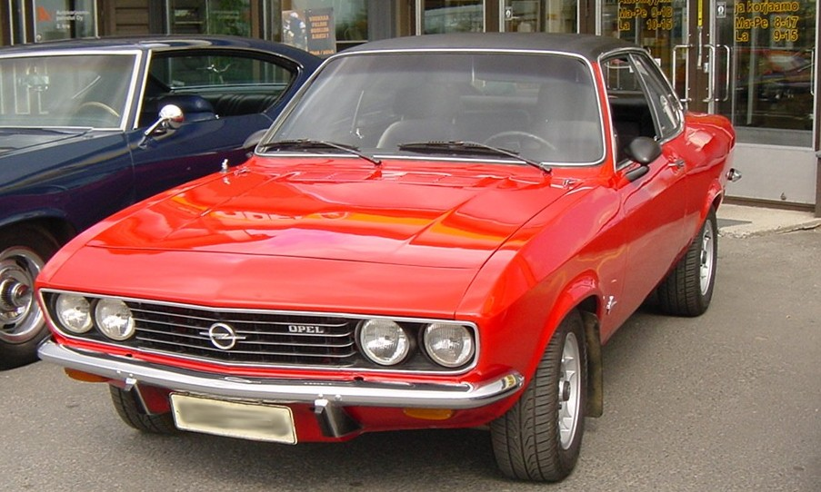 1971 opel manta photos informations articles. Black Bedroom Furniture Sets. Home Design Ideas