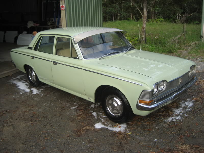 1968 Toyota Crown #12