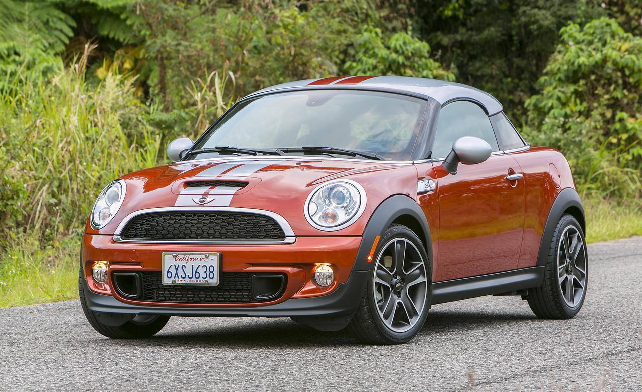 2014 Mini Cooper Coupe #2
