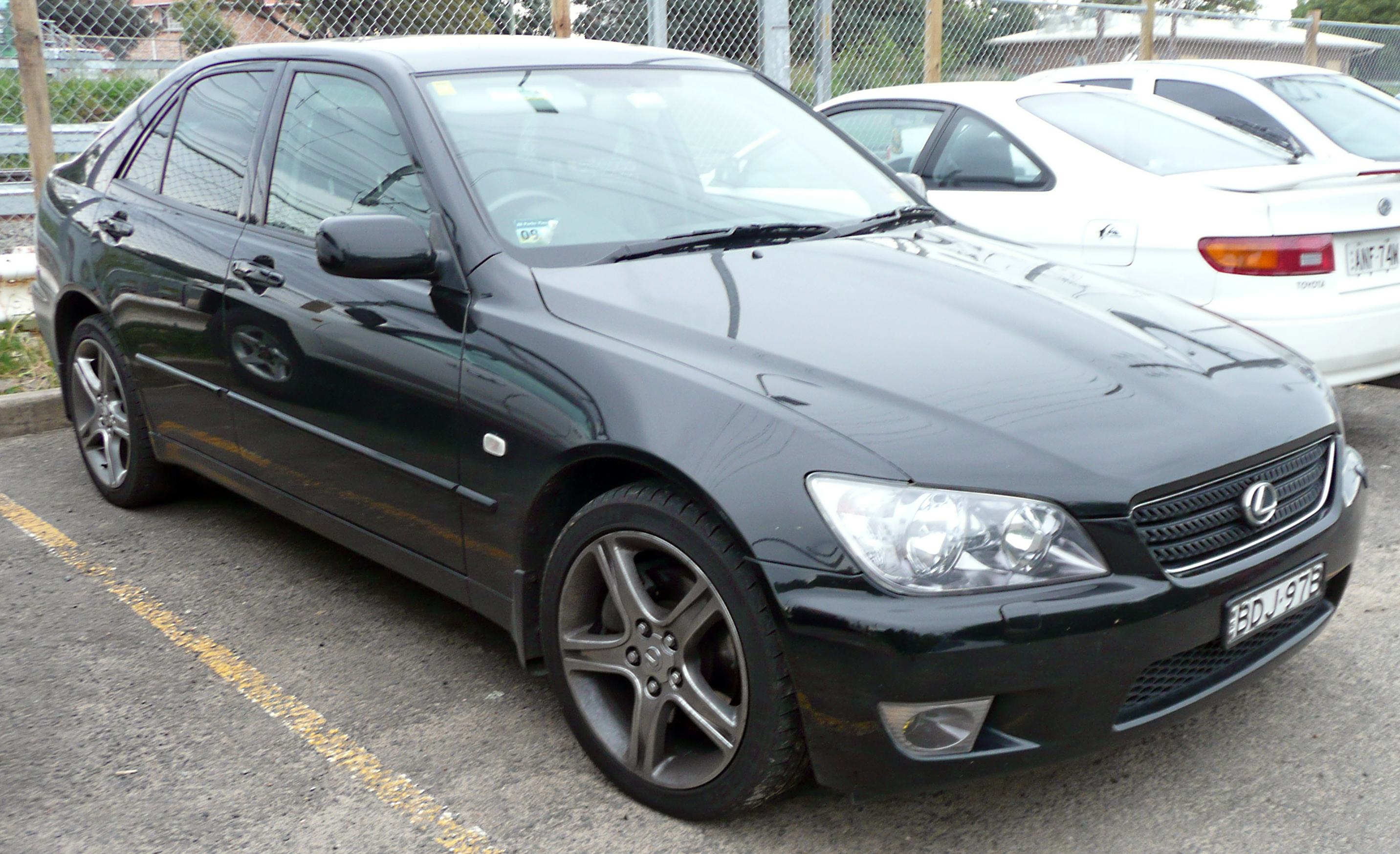 2005 Lexus IS #3