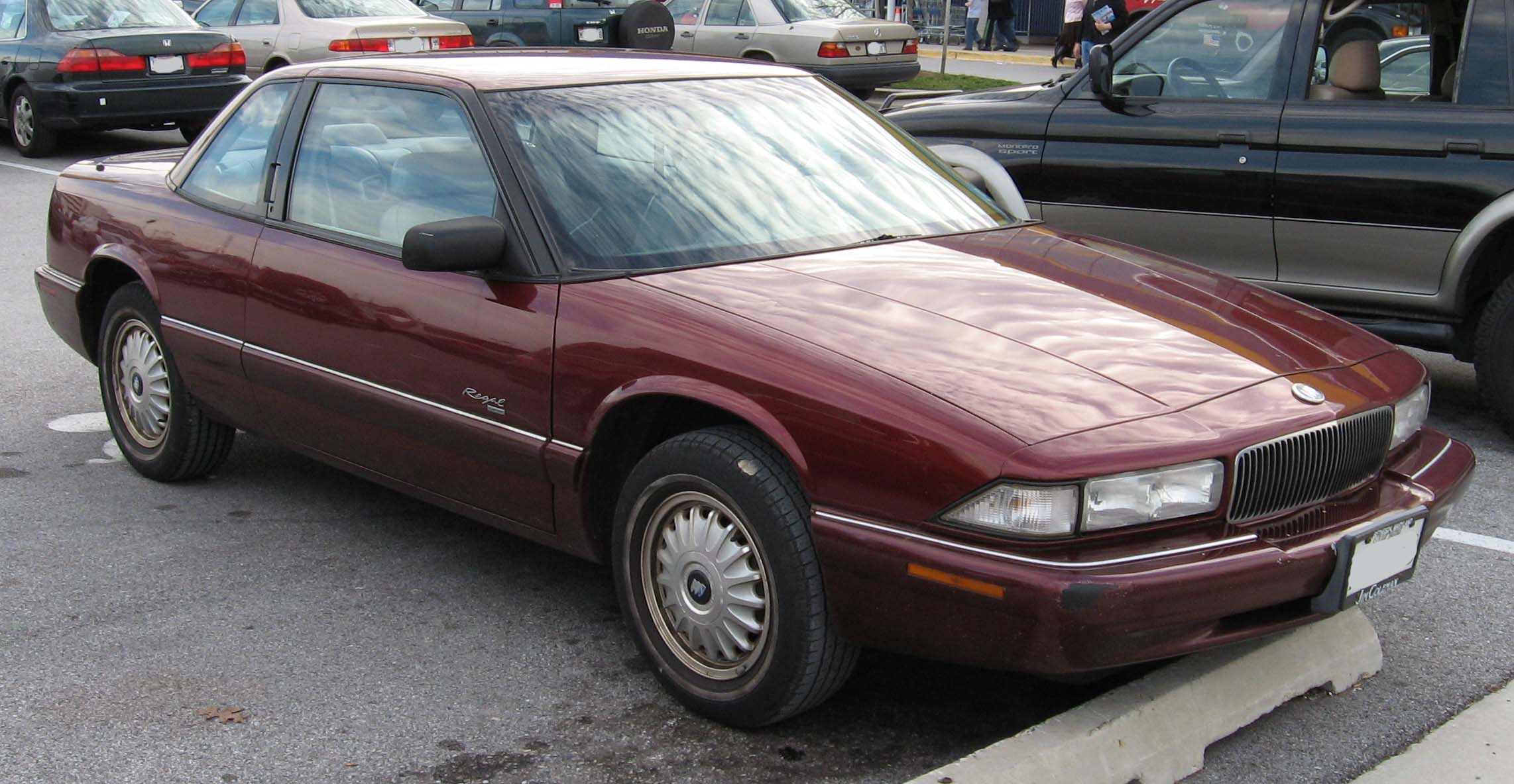 1995 Buick Regal #15