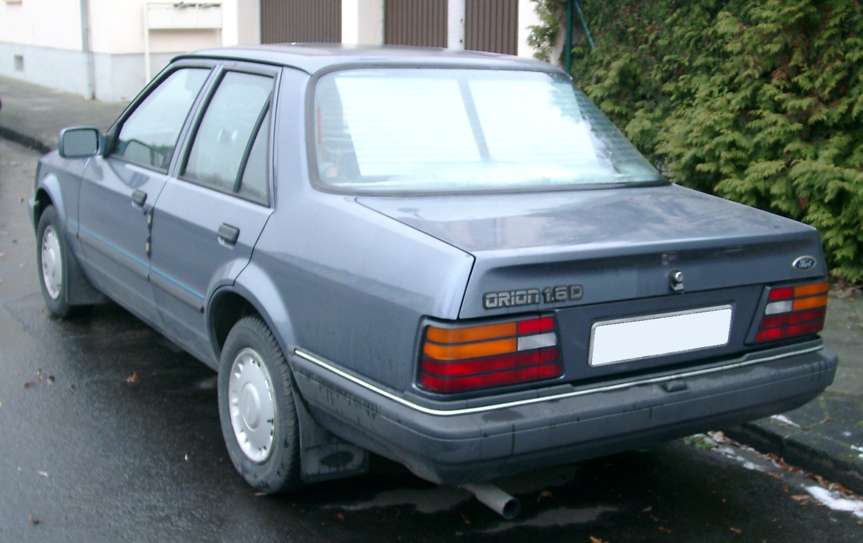 Ford Orion #4