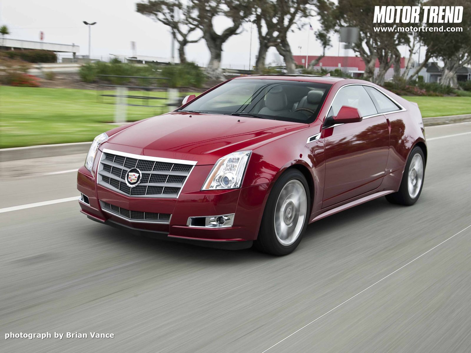 2011 Cadillac Cts Coupe #13