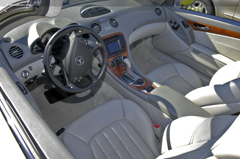 2004 Mercedes-Benz SL #15