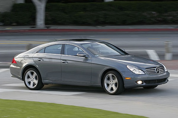 2006 Mercedes-Benz CL #1