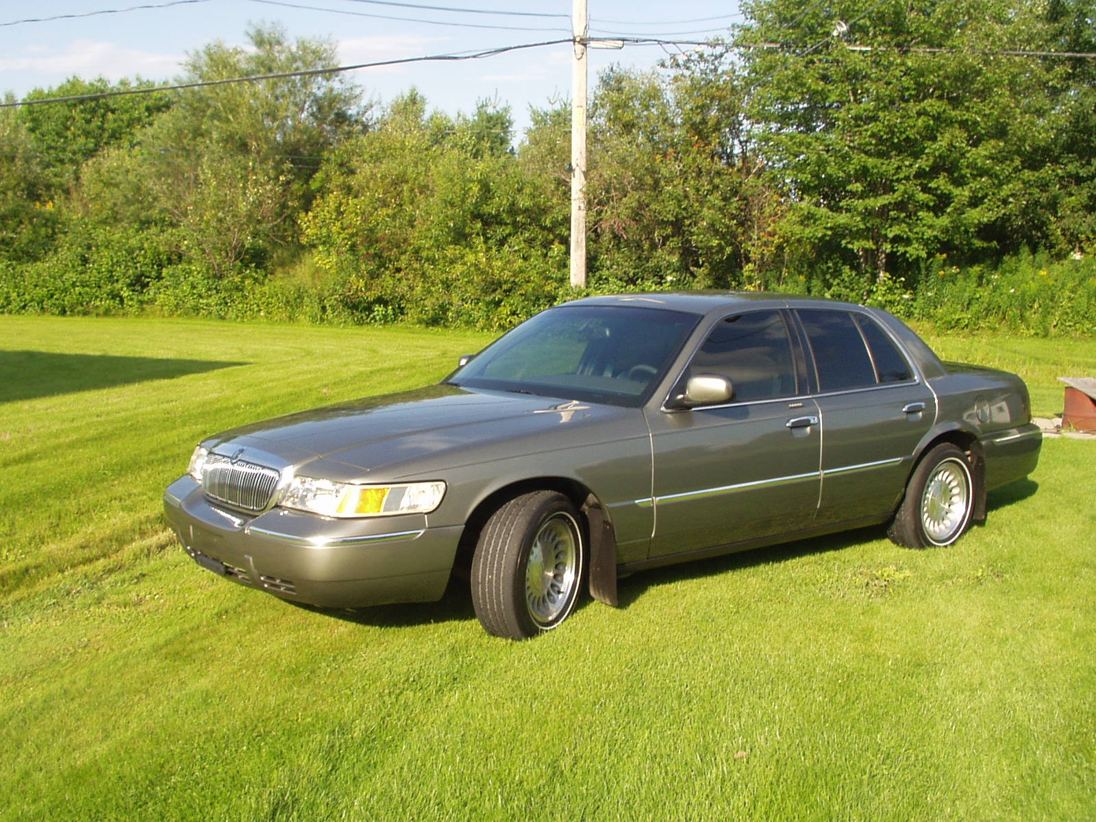 2001 Mercury Grand Marquis #8