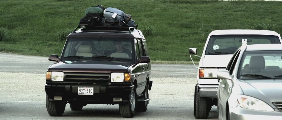 1994 Land Rover Discovery #16