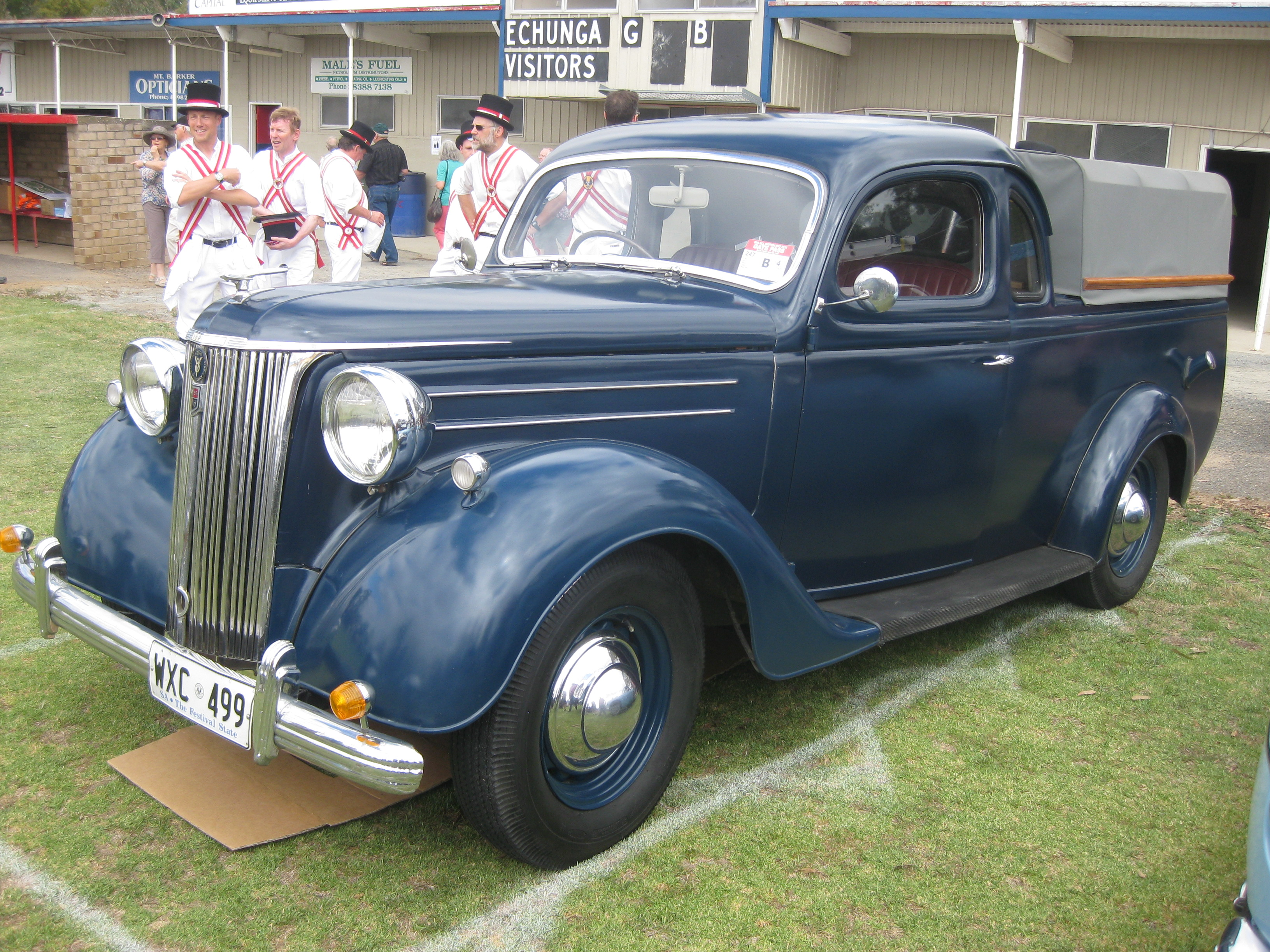 1947 Ford Pilot #1