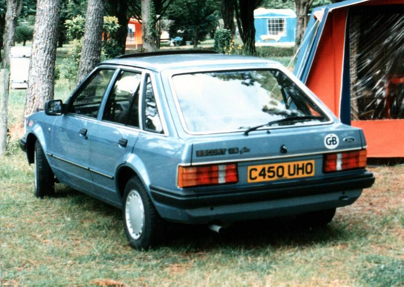 1985 Ford Orion #4