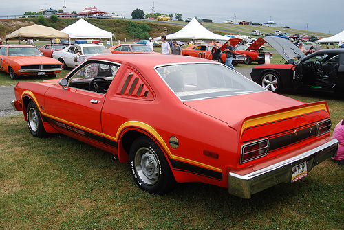 1976 Plymouth Volare #7