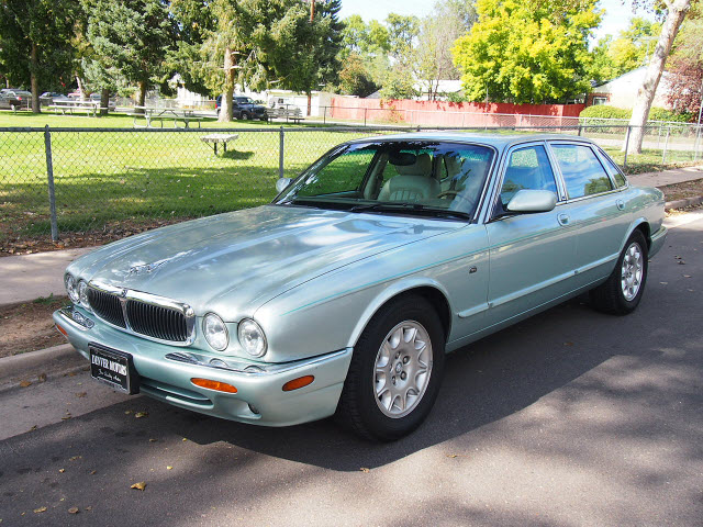2000 Jaguar Xj-series #8