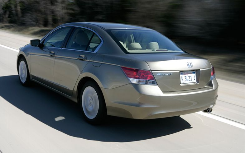 2009 Honda Accord #6