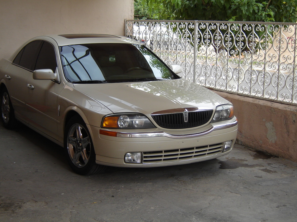Lincoln Ls #9