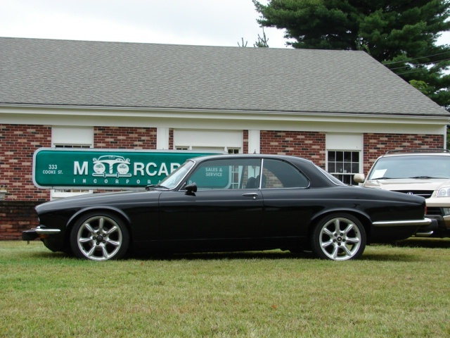 1990 Jaguar Xj-series #9