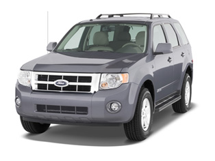 2008 Ford Escape Hybrid #6