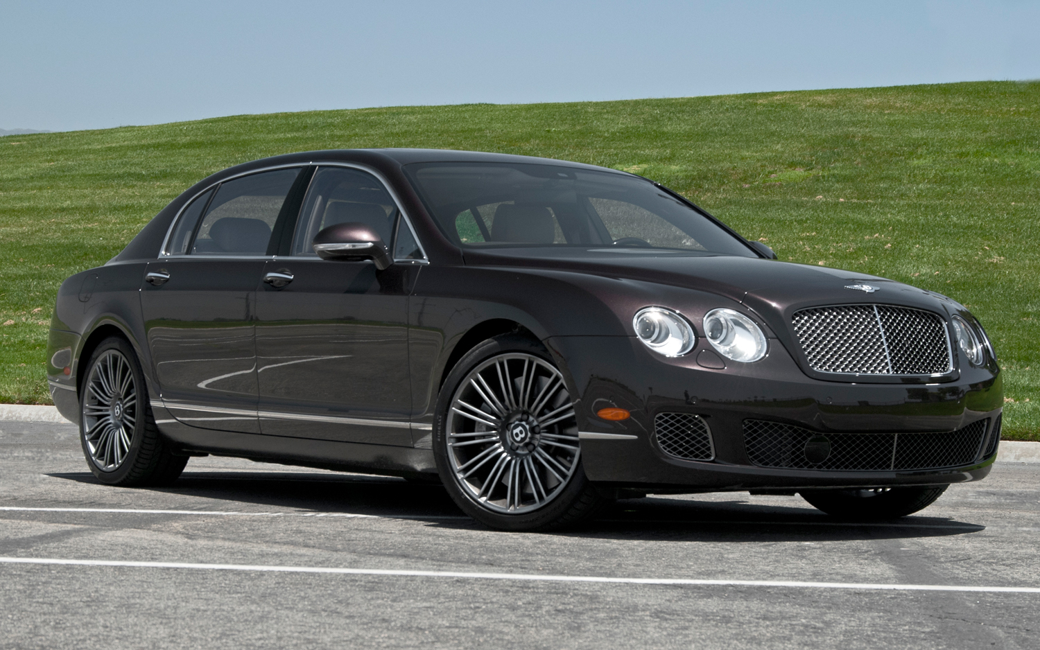2010 Bentley Continental Flying Spur #8