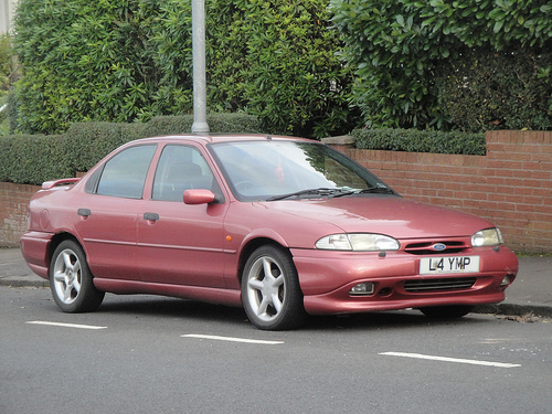 1993 Ford Mondeo #9