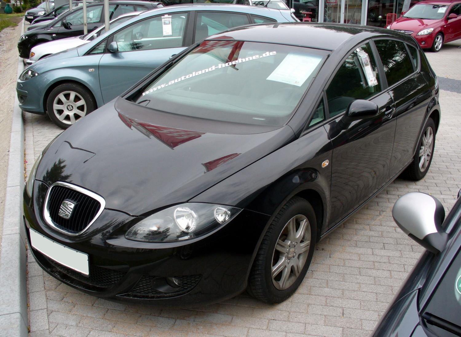 2008 seat leon photos informations articles. Black Bedroom Furniture Sets. Home Design Ideas