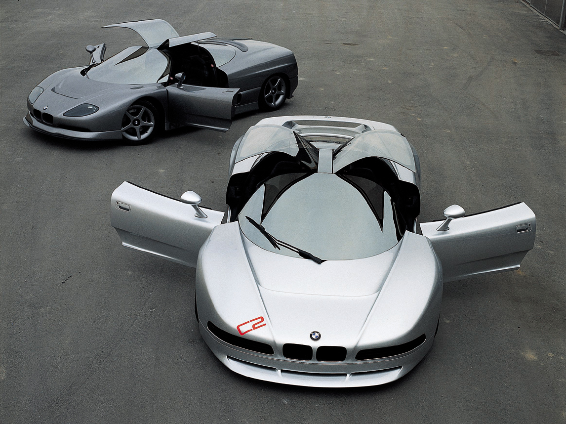 1993 Italdesign Nazca #2