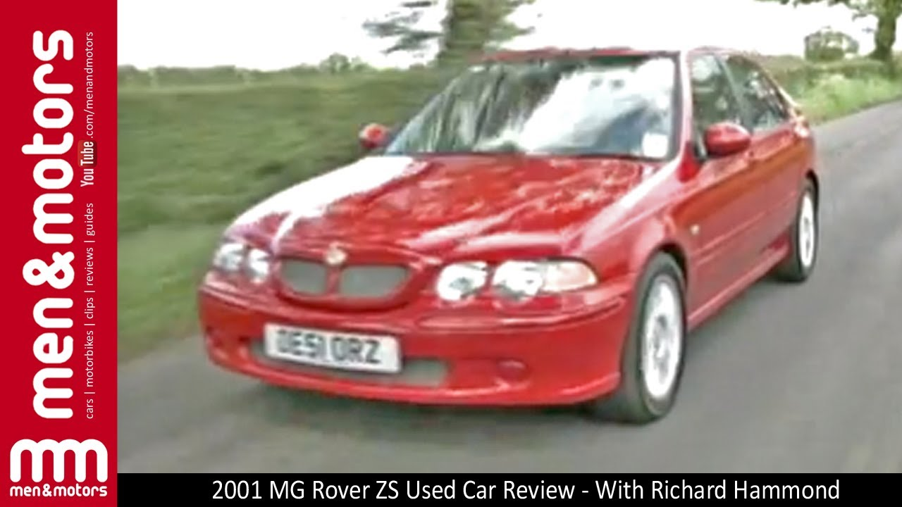 2001 MG Rover #14